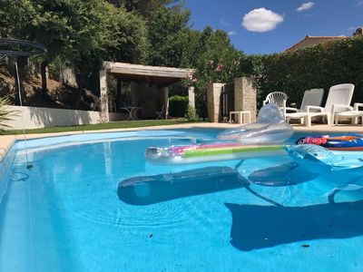 Photo for Family House 20 minutes from Aix-en-Provence