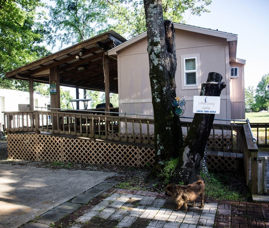 Little Caney Cabin On Lake Fork Lakeviews And Free Boat