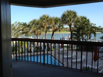 Photo for Waterfront Condo With Boat Slip