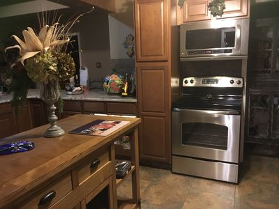 Photo for 3BR Villa Vacation Rental in Christoval, Texas