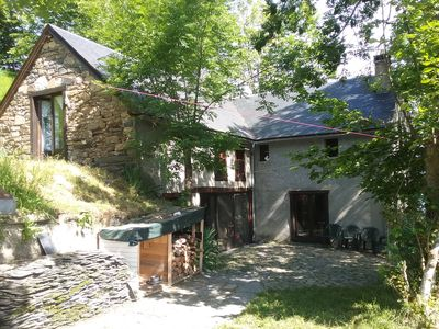 Photo for For a family or group stay, a pleasant barn in ENS