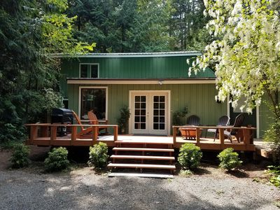 Photo for 2BR Cabin Vacation Rental in Port Townsend, Washington