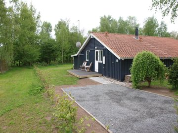 Modern with all technical facilities equipped holiday home