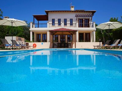 Photo for Aphrodite Hills 3 Bedroom Superior Villa - 0105