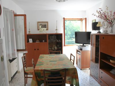 Photo for Detached house in typical Ligurian caruggio