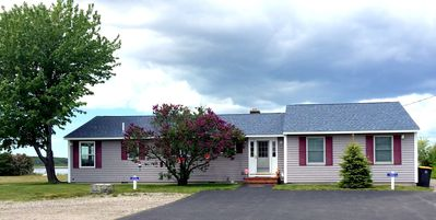 Photo for Spacious Waterfront Coastal Cottage in Pine Point Maine on the Scarborough River