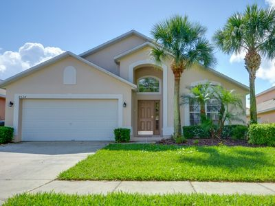Photo for 8524PHD Emerald Island 4 Bedroom Games Room Villa With Private Pool On Emerald Island 5 minutes From Disney