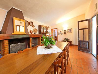 Photo for Vacation home Montorsi in Roccastrada - 9 persons, 3 bedrooms