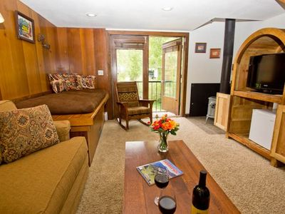 Photo for Manitou Lodge Unit Overlooking the River