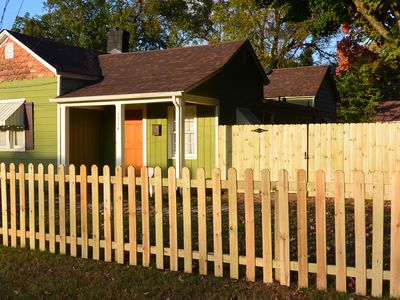 Photo for Beautifully Remodeled 1920's Cottage (3 BD,Gated Backyard) 5 min from DT!