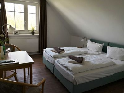 Photo for Double Room 10 - Guesthouse & Strandhalle