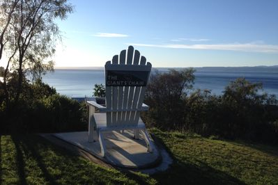 The Giants chair