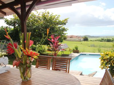 Photo for 6BR House Vacation Rental in Sainte-Luce, Le Marin