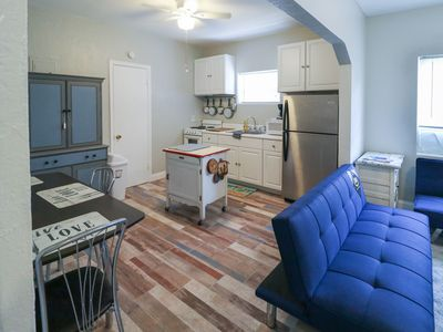 Photo for Newly renovated apartment in Downtown Tarpon Springs, near beaches & Spongedocks