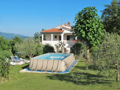 Photo for 3 bedroom Villa, sleeps 7 in Benažići with Pool, Air Con and WiFi