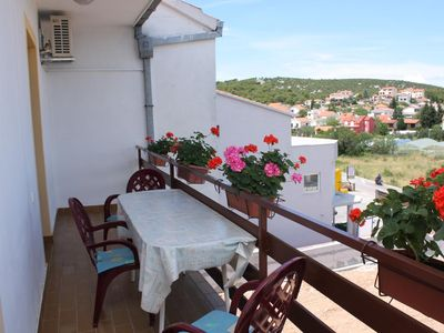 Photo for Studio flat with balcony Tisno (Murter)