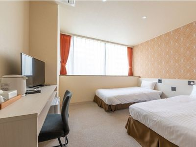 Photo for Comfort Twin  room only plan twoperson trip / Osaka Osaka