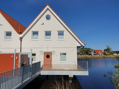 """Photo for Seeperle 7 - Cottage on stilts in the """"Harle"""""""