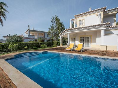 Photo for This beautiful family villa, is next to the Pestana golf course and close to the fishing village of