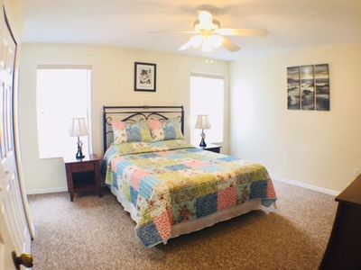 Photo for Terrific Terra Verde! 4 bed town home with lake view! Rest & Relax!