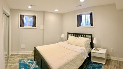 Photo for Spacious 1 BR Apt in Hip NOMA/H St Neighborhood