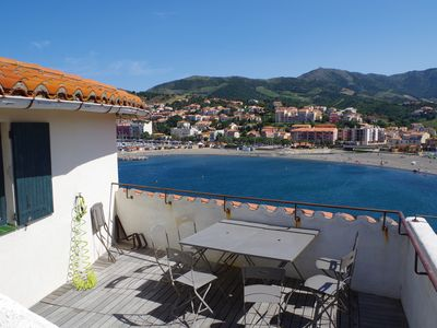Photo for Apartment/ flat - Banyuls sur mer
