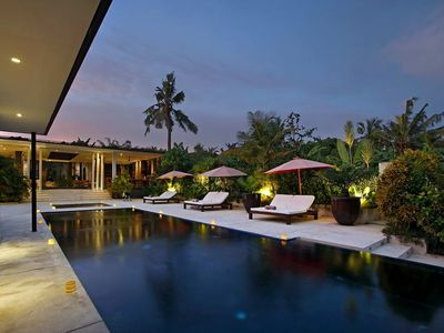 Photo for 5BR Villa Near Seminyak For Family