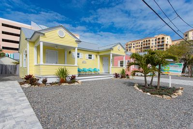 Frenchy S Cottages On East Shore 482 Clearwater Beach