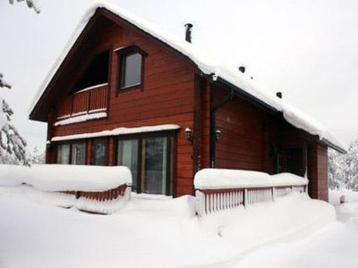 Photo for Vacation home Lapinukonkäännös (incl. 1 ski pass) in Kuusamo - 10 persons, 4 bedrooms