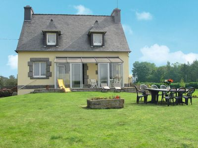 Photo for 3 bedroom Villa, sleeps 7 in Kermaria-Sulard with WiFi