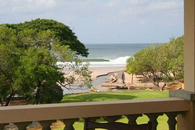 Colorados Surf Break seen from the balcony
