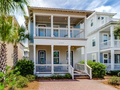 Photo for Papa's Place ~ 30A Vacation Rental 4BR / 3BA (Sleeps 12)