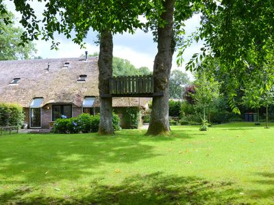 Photo for An atmospheric farm house within walking distance of megalith and Drents-Friese Wold