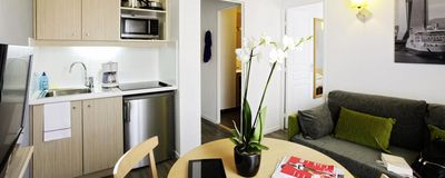 Photo for Aparthotel Adagio Acess Marseille Prado Périer - 2 Rooms 4 People