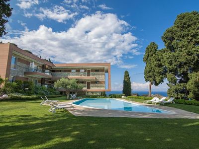 Photo for Mon Repos Avenir Taor - Taormina - Apartment with swimming pool, parking