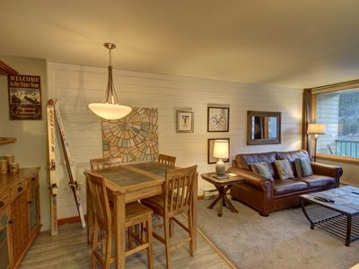 Photo for upgraded Lakeside 1485 Lake Views, Quick Shuttle to slopes, FREE WIFI, Lodge & Spa Acess by SummitCove Lodging