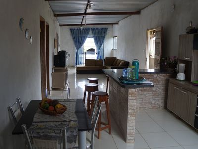 Photo for 1st Floor House, 3 Bedrooms, 2 Bathrooms, with internet access and Cable TV