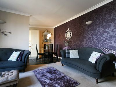 Photo for Central Yet Quiet Luxury 2 bedroom Flat, Newly Refurbished