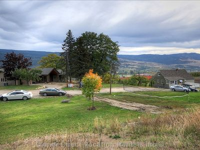 Photo for 4 bedroom farmhouse on Kelowna acreage