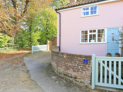 Photo for Lovely cottage in Shottisham, close to the pub and not too far from the coast