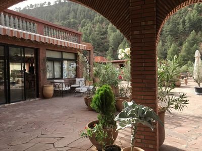 Photo for Guest house and restaurant Ouakimeden Marrakech