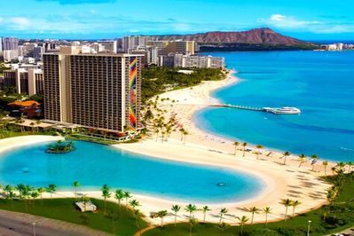 Incredible 2 Bedroom Hilton Hawaiian Village Residence Ocean Front Resort Waikiki