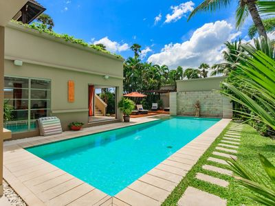 Photo for TR105 - Private pool 3 bedroom villa in Bang Tao Residence