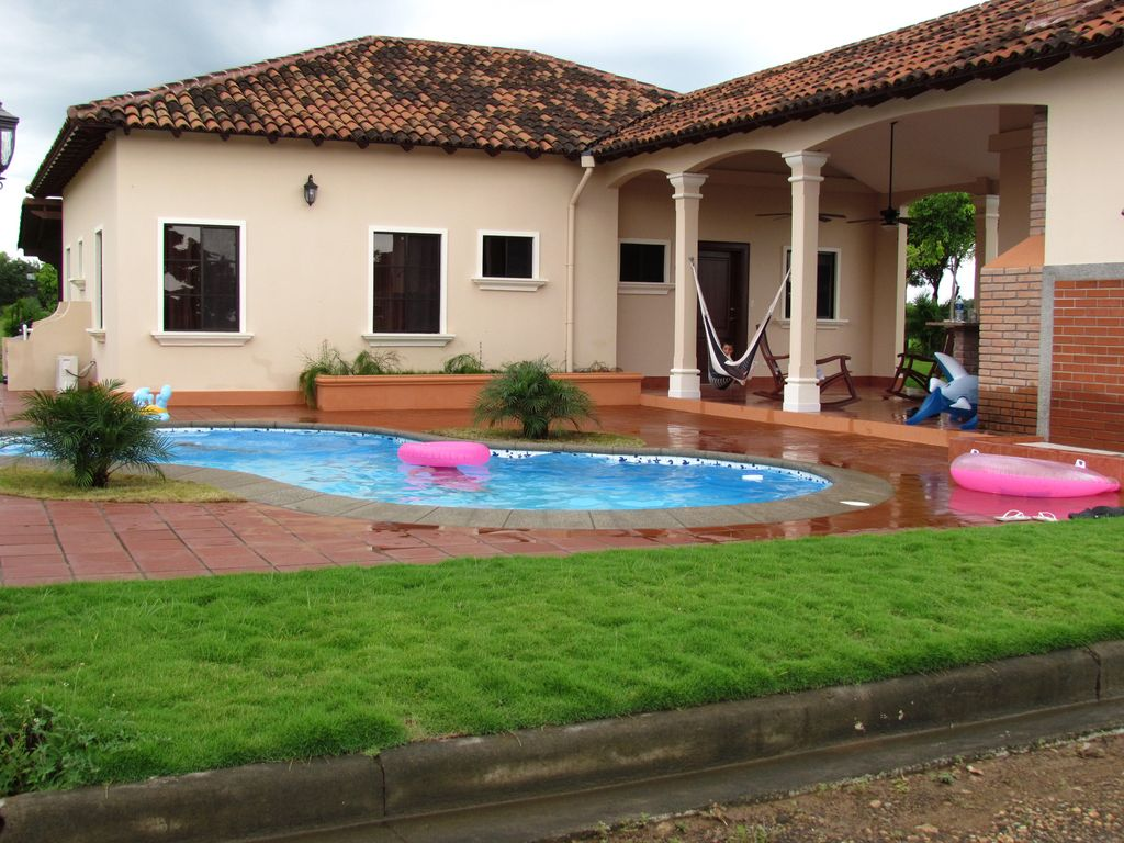 Nicaragua 3 Bedroom Beach House With Private Pool