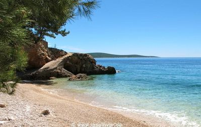 Photo for Holiday apartment Hvar for 2 persons - Holiday apartment