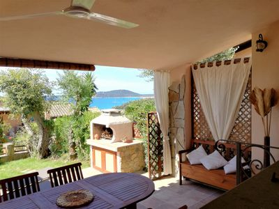 Photo for Villa in a panoramic position a stone's throw from the sea