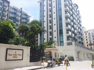 Photo for Studio # 2 9th flr City view | Two Palm Tree Villas Condo by ELR