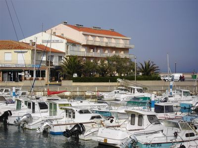 Photo for t3 apartment sea for 6 people in Saint Peter the sea, private parking