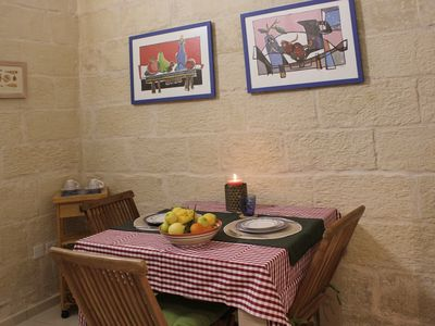 Photo for Traditional Townhouse in Malta
