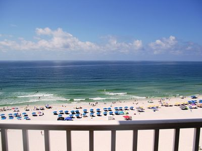 Photo for RP905  Gorgeous 3 Br 2 Ba Condo with a breathtaking view, Sugar Sands
